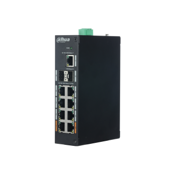 Dahua 8 Port Gigabit Switch